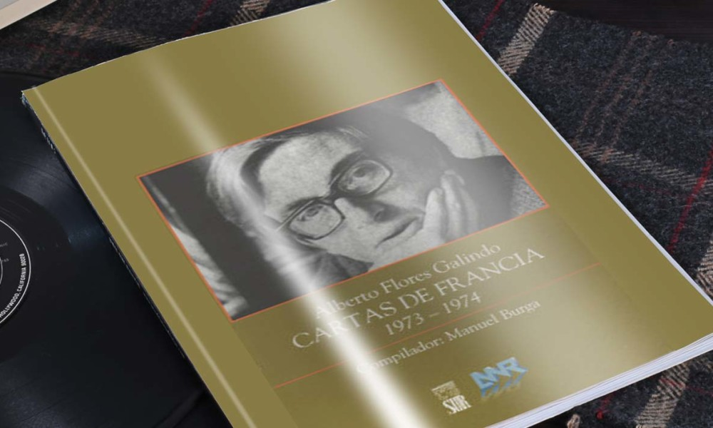 [Review] Alberto Flores Galindo. Cartas de Francia, 1973-1974